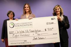 On-with-Life-Foundation - 2019-CCF-Grant-Award-Recipient