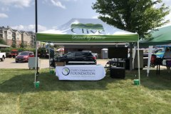 Clive-Community-Foundation-Booth