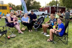 Clive-Festival-Family-Chillin-Out