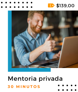 30 minutos - Mentoria privada - eLyT Group