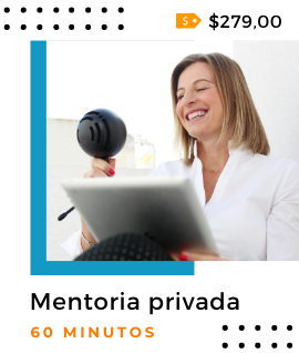 60 minutos - Mentoria privada - eLyT Group