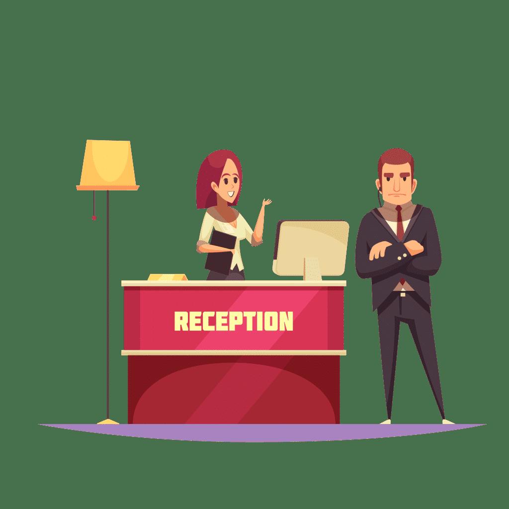 Front-Desk Services