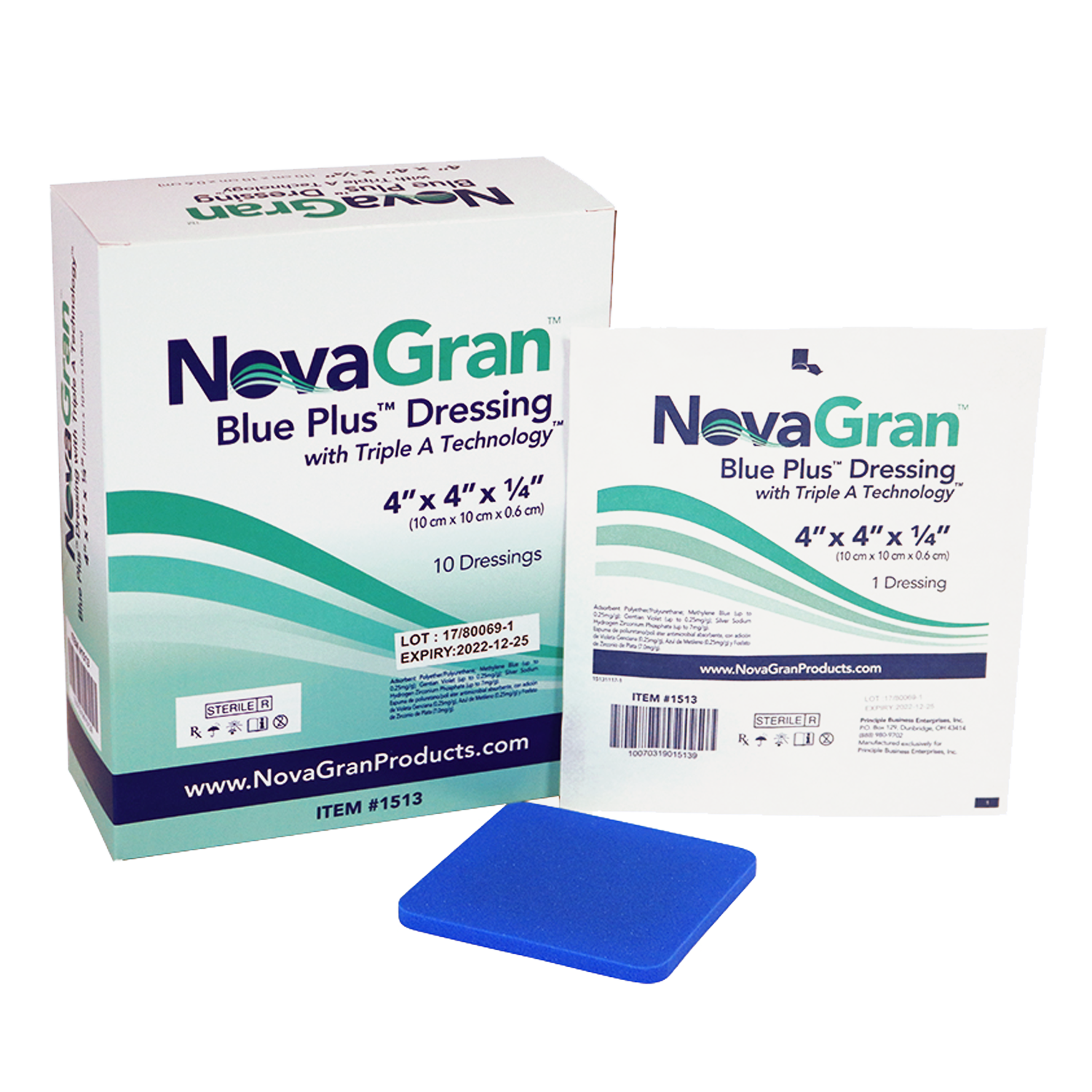 NovaGran Blue Plus Dressing