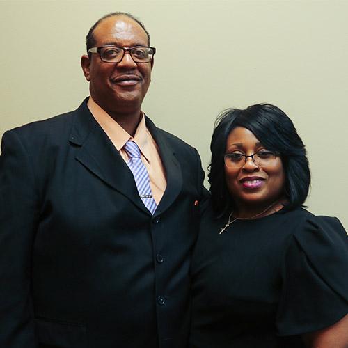 Charles & Madeline Miles