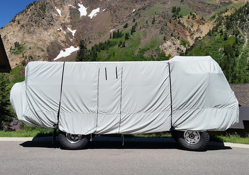 Earth Cruiser RV Cover