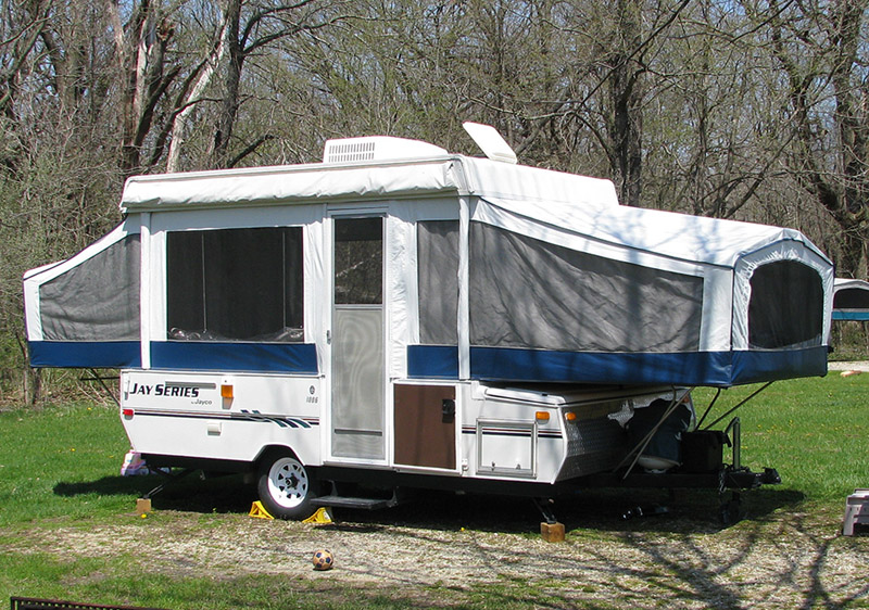 Pop-up Trailer and Tent Trailer covers