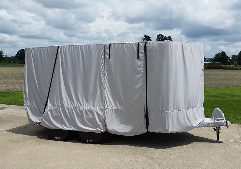 Cargo and Utility Trailer Covers