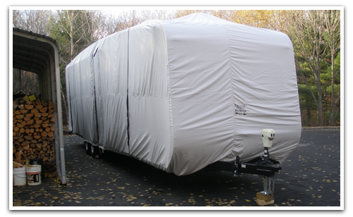 American made RV covers