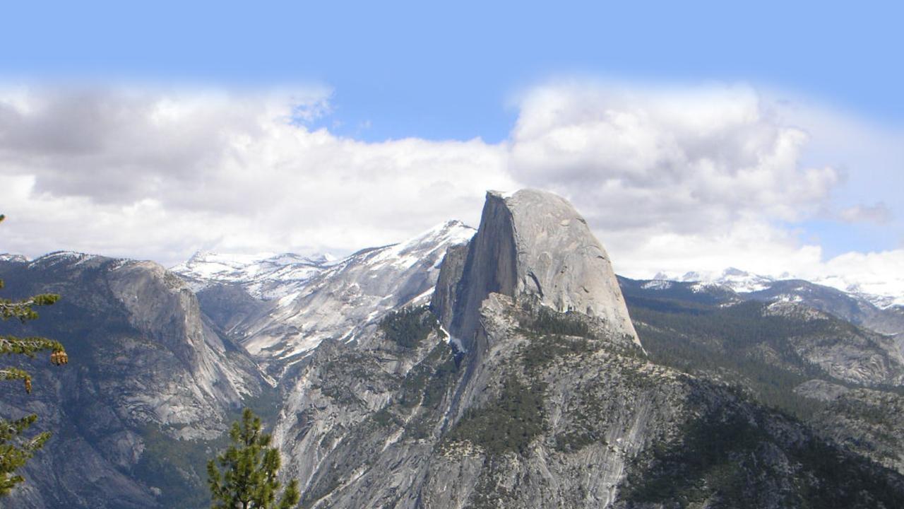 RV Camping in Yosemite, CA