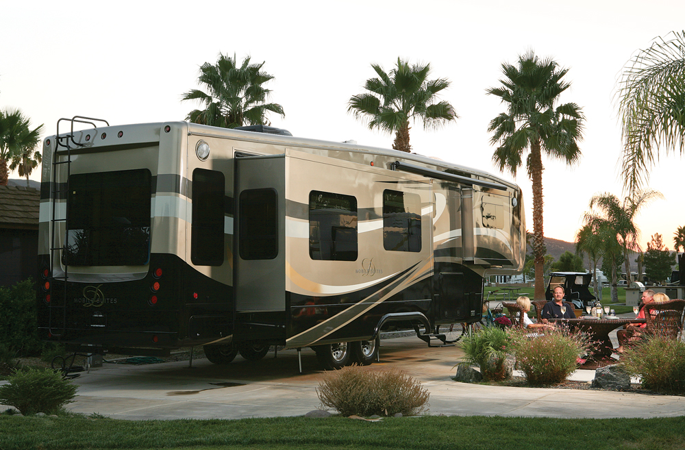 Top Travel Trailer Accessories for Summer Time