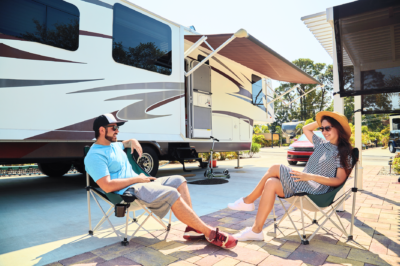 Protecting Your RV Trailer