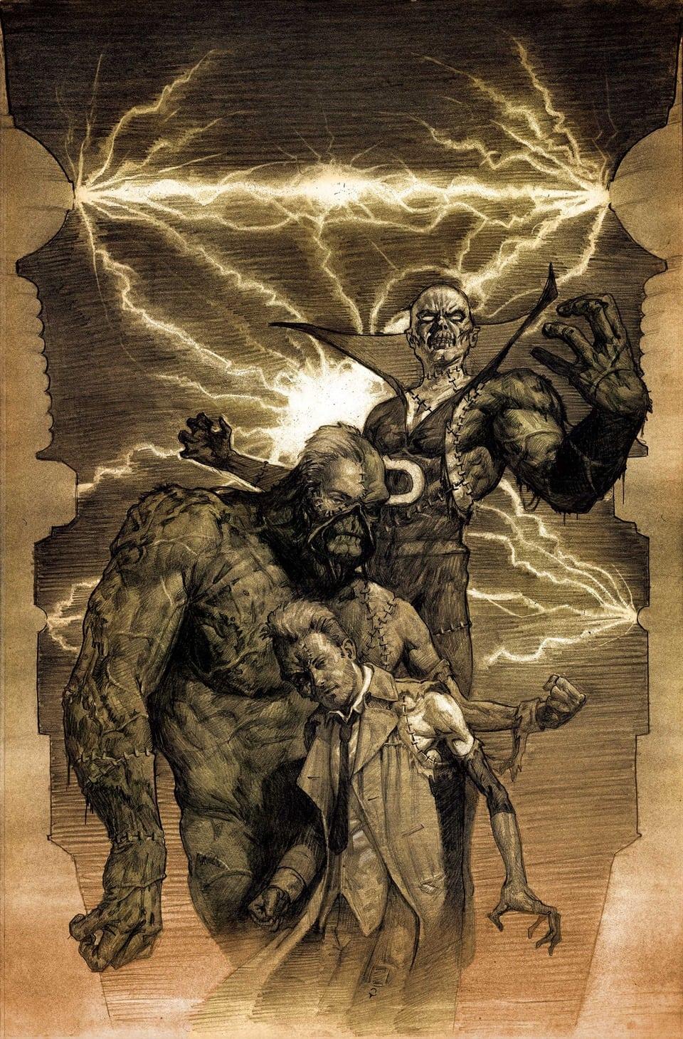 Justice League Dark #35