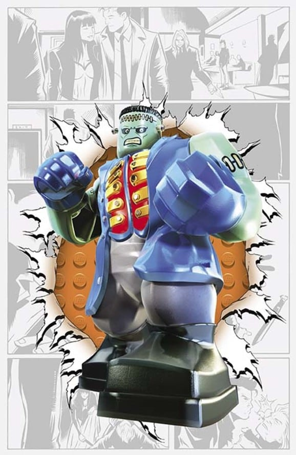 Justice League Dark #36