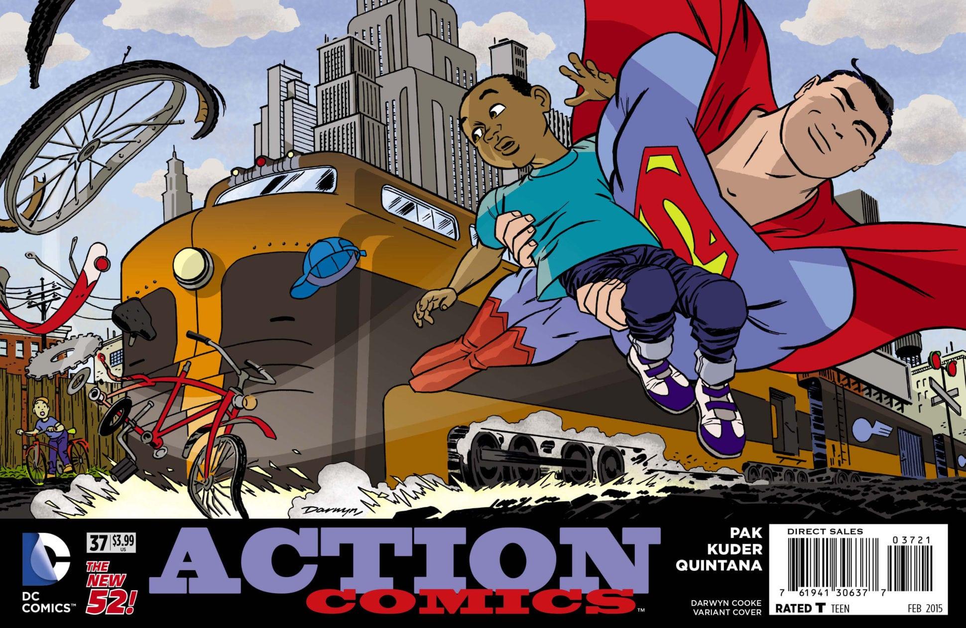 Action Comics #37
