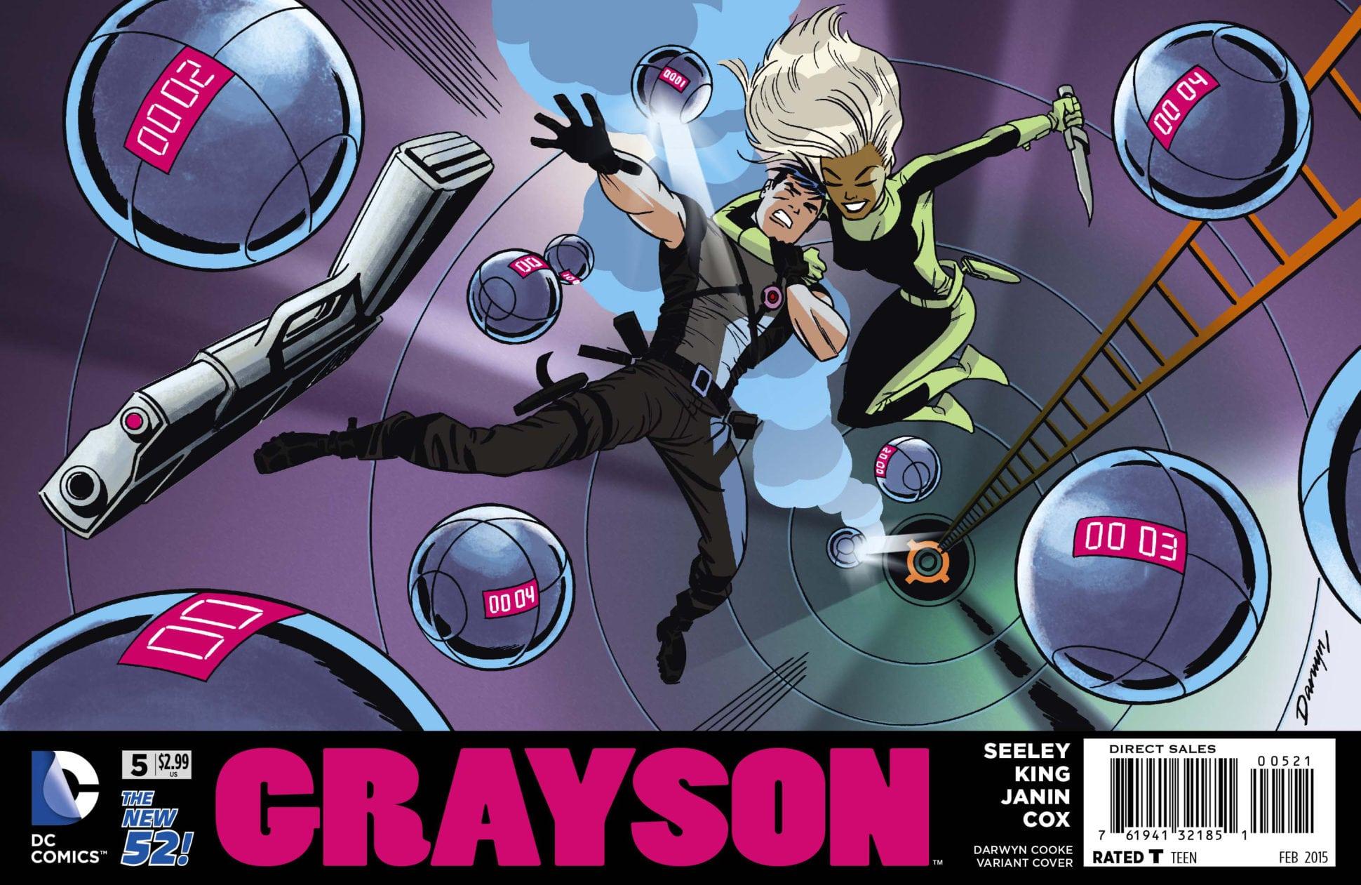Grayson #5