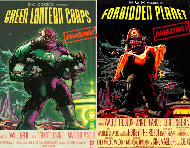 Green Lantern Corps #40
