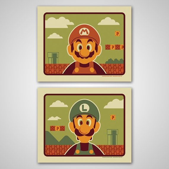 AH Mario and Luigi (Limited)