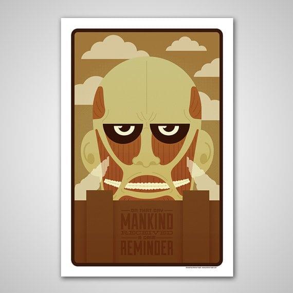 AH Attack on Titan