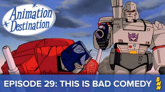 Transformers The Movie - Animation Destination
