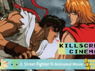 Street Fighter Anime