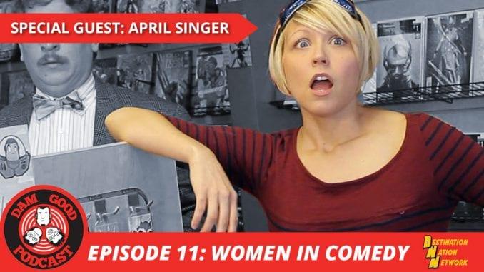 April Singer