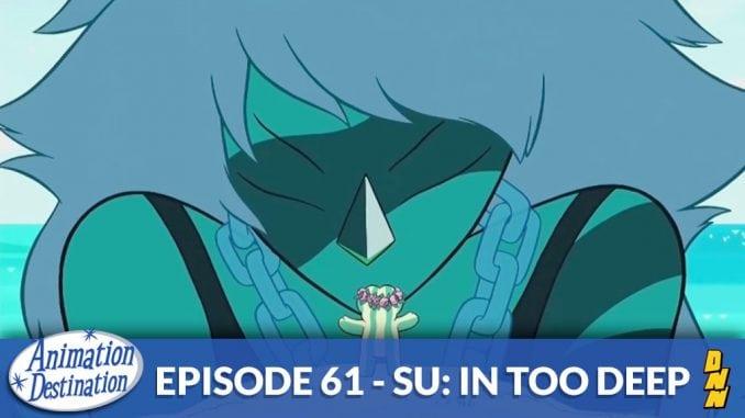 Steven Universe: In Too Deep