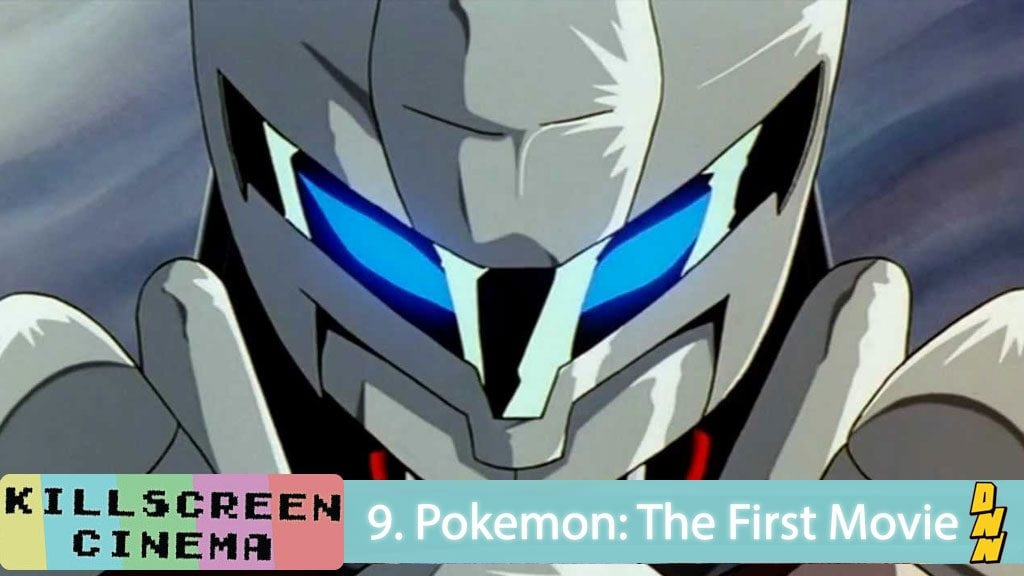 9 Pokemon The First Movie Mewtwo Strikes Back The Destination
