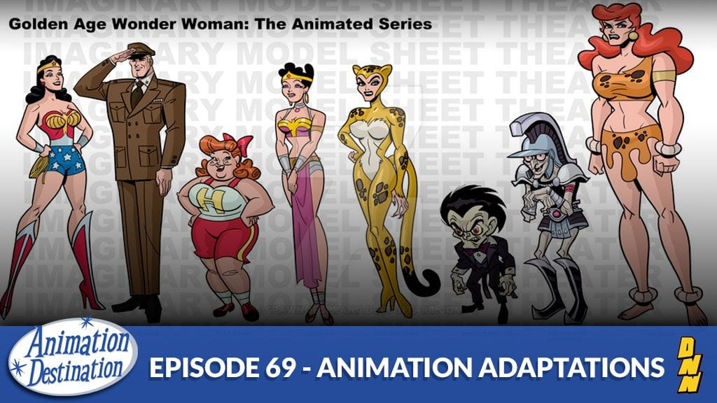 Animation Adaptations