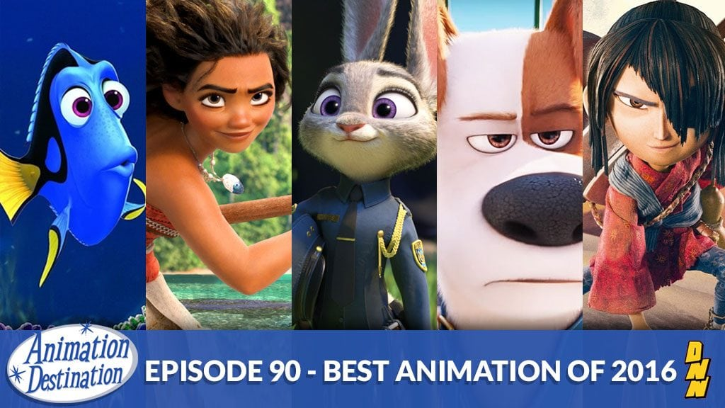 Animation Destination Awards