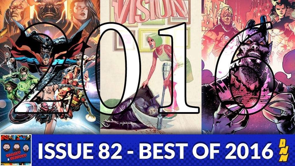 Best Comics of 2016