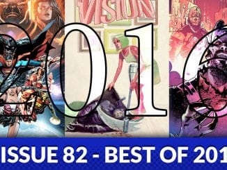 Best Comics of 2016