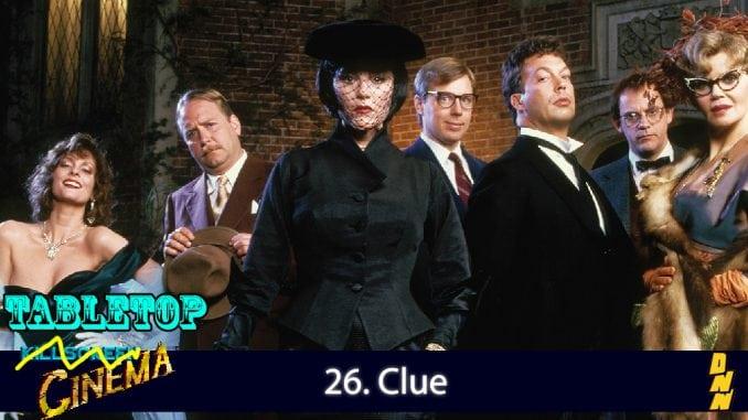 Clue: The Movie