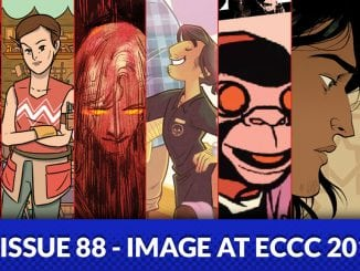 Image Comics ECCC Announcements