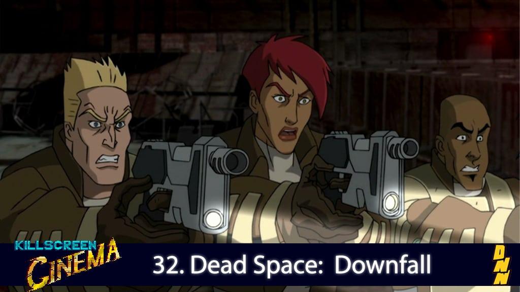 Killscreen Cinema 32 Dead Space Downfall The Destination