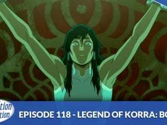 Legend of Korra Book 3