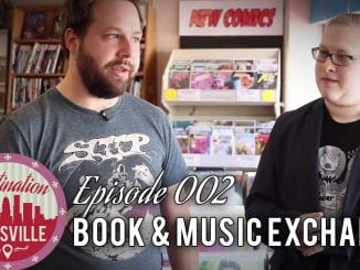Book & Music Exchange - Bardstown Rd.