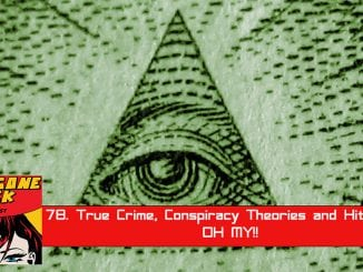 TRUE CRIME AND CONSPIRACY