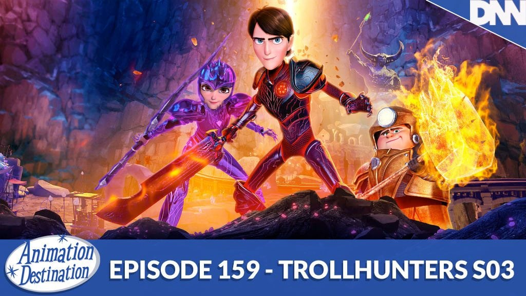 Trollhunters season 3