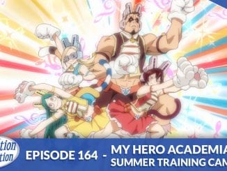 My Hero Academia: Summer Camp Training Arc