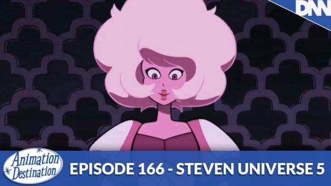Steven Universe Season 5