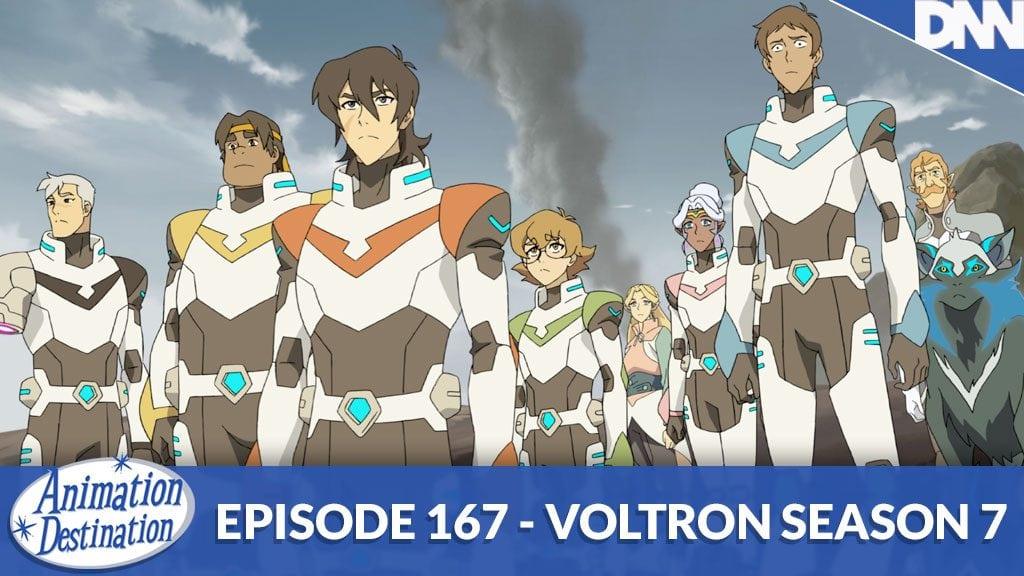 Voltron Season 7