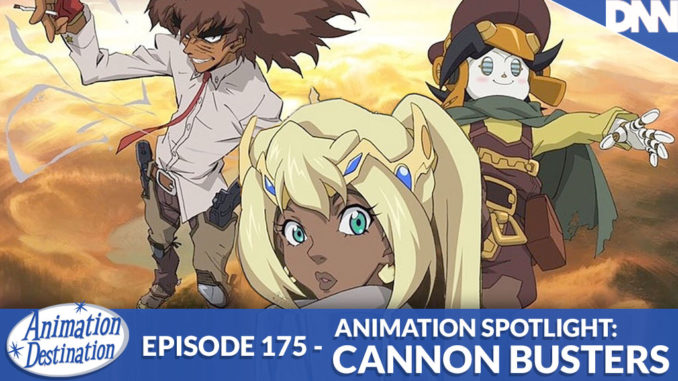 Spotlight: Cannon Busters