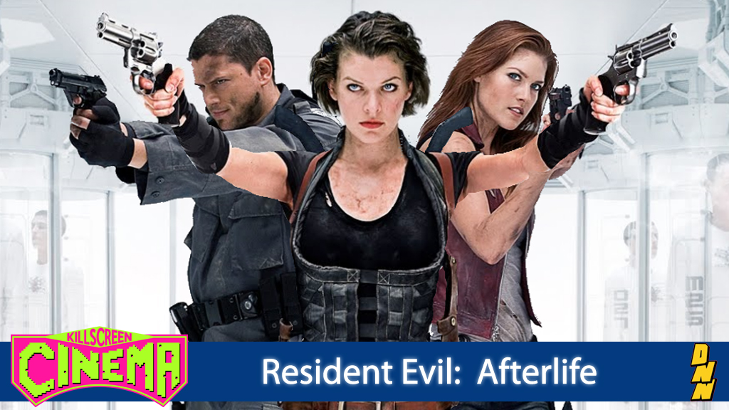 72 Resident Evil Afterlife The Destination