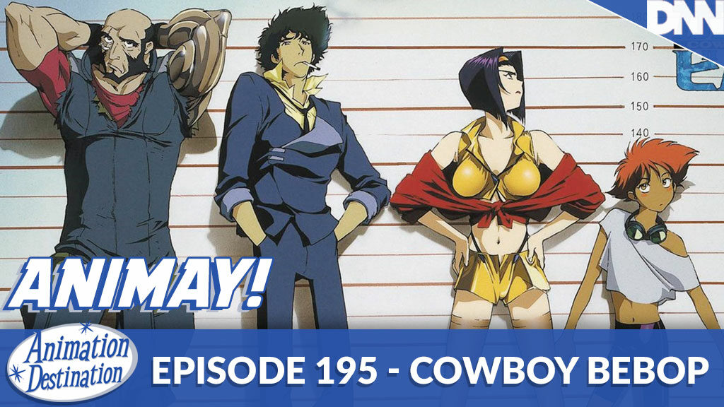 cast of Cowboy Bebop in line-up