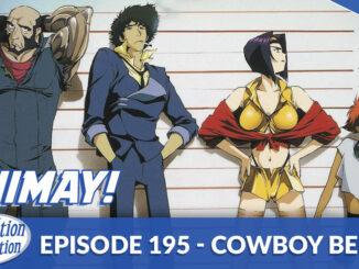 cast of Cowboy Bebop in line-up