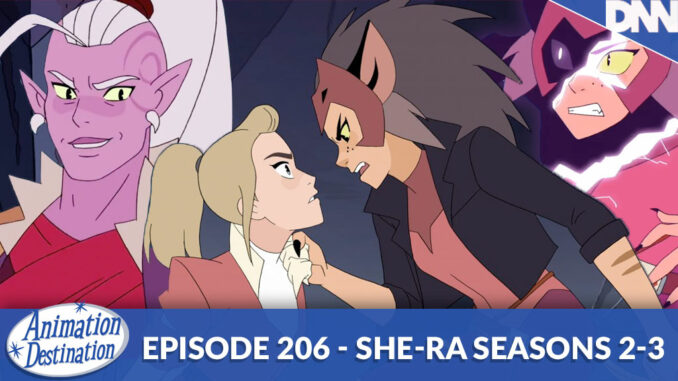She-Ra and Princesses of Power Seasons 2 & 3