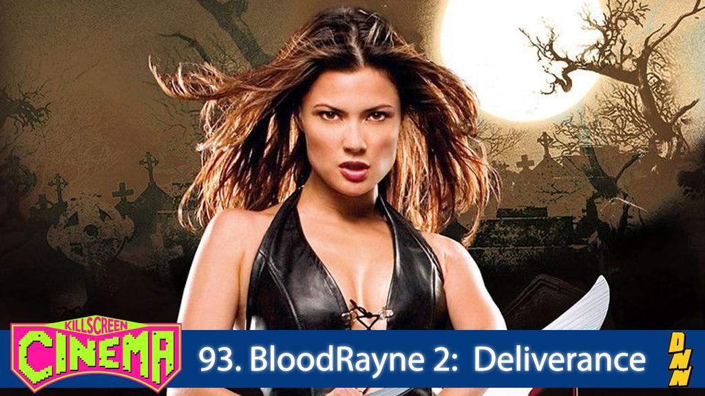93 Bloodrayne 2 Deliverance The Destination