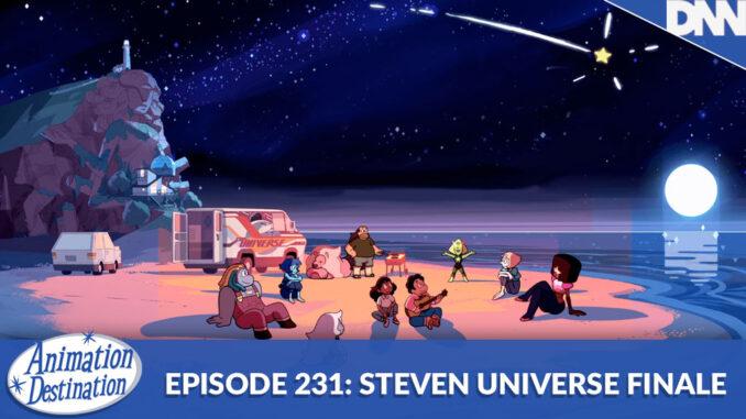 Steven Universe title card