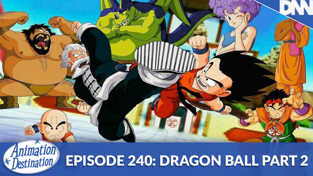 Anime Classics: Dragon Ball Part 2