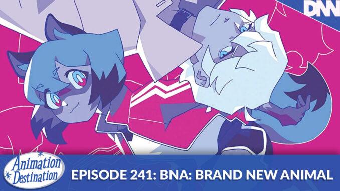 BNA: Brand New Animal